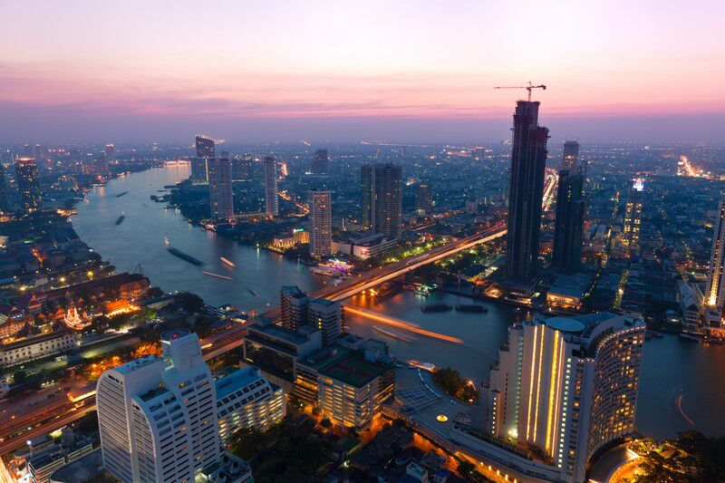 Фото Бангкока - столицы Таиланда