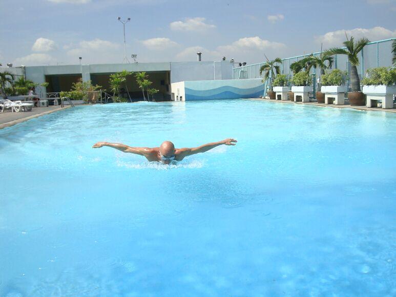 Отели Бангкока с бассейном. Фото