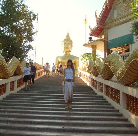 Храм в Бангкоке. Фото