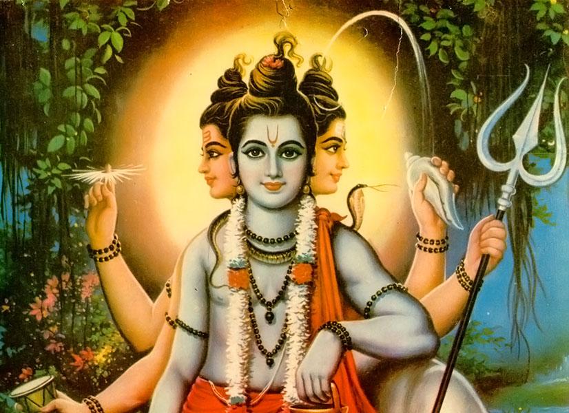 Шри Бхагаван Авадхута Даттатрейя. Трипура Рахасья