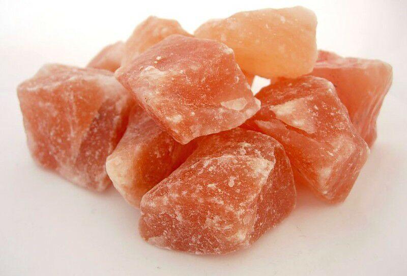 Гималайская соль. Фото