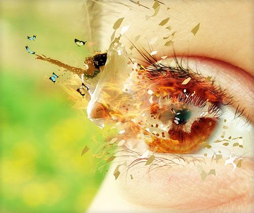 Это игры сознания - иллюзорный мир, порождённый воображением. Станислав Милевич