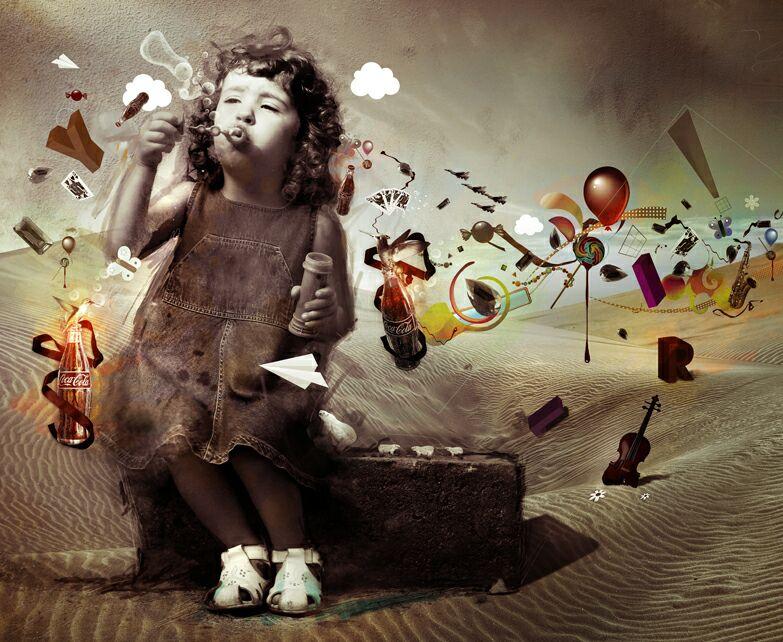 Мир, который кажется реальным и материальным, - только иллюзия восприятия. Станислав Милевич