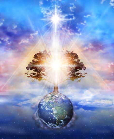 Источник мироздания известен как Создатель, Великий Творец, Бог. Вселенная, человек, окружающий мир – это проявленное присутствие, материализация Источника мироздания. Станислав Милевич