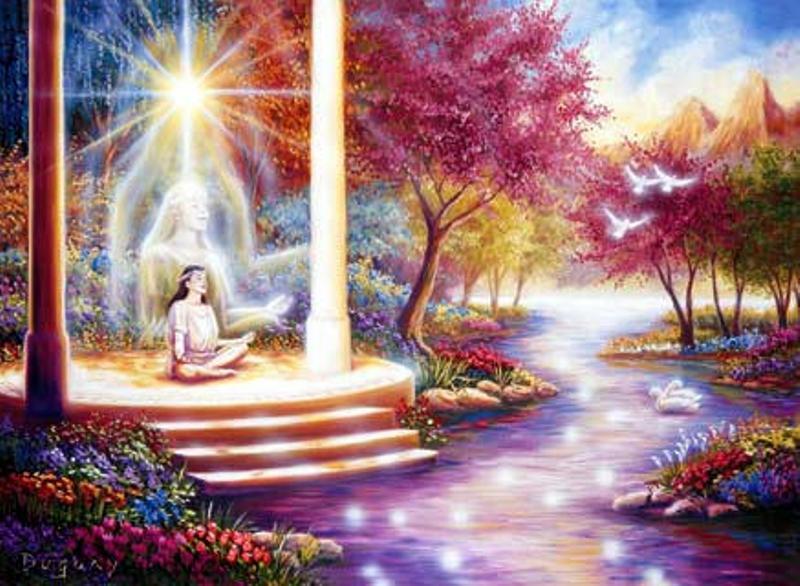 Чтобы познать Бога, нужно найти в себе божественный свет, осознав своё единство со всем. Станислав Милевич