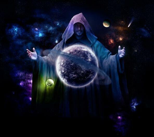 Самая великая магия заключается в том, что Вы видите мир, которого нет. Станислав Милевич