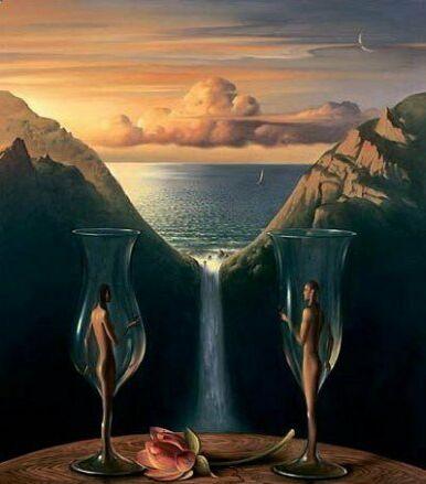 Любовь превращается в страдание, когда ум начинает давать оценки, исходя из своих представлений о наслаждении и страдании. Станислав Милевич