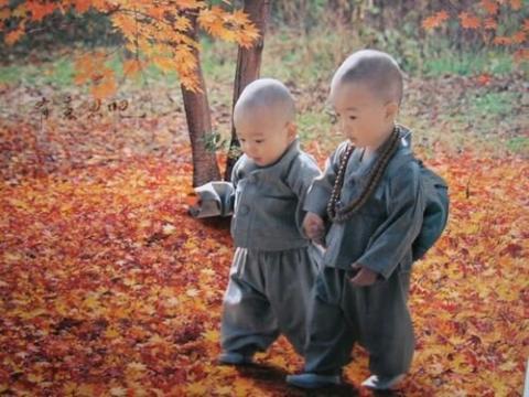 Тибетское воспитание детей. Фото