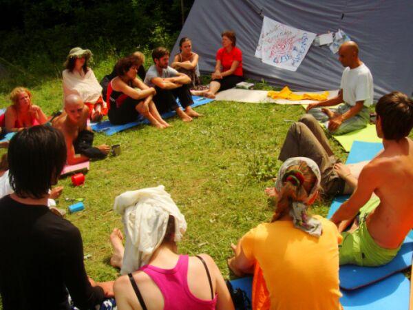 Станислав Милевич проводит семинар-тренинг в Крыму на фестивале