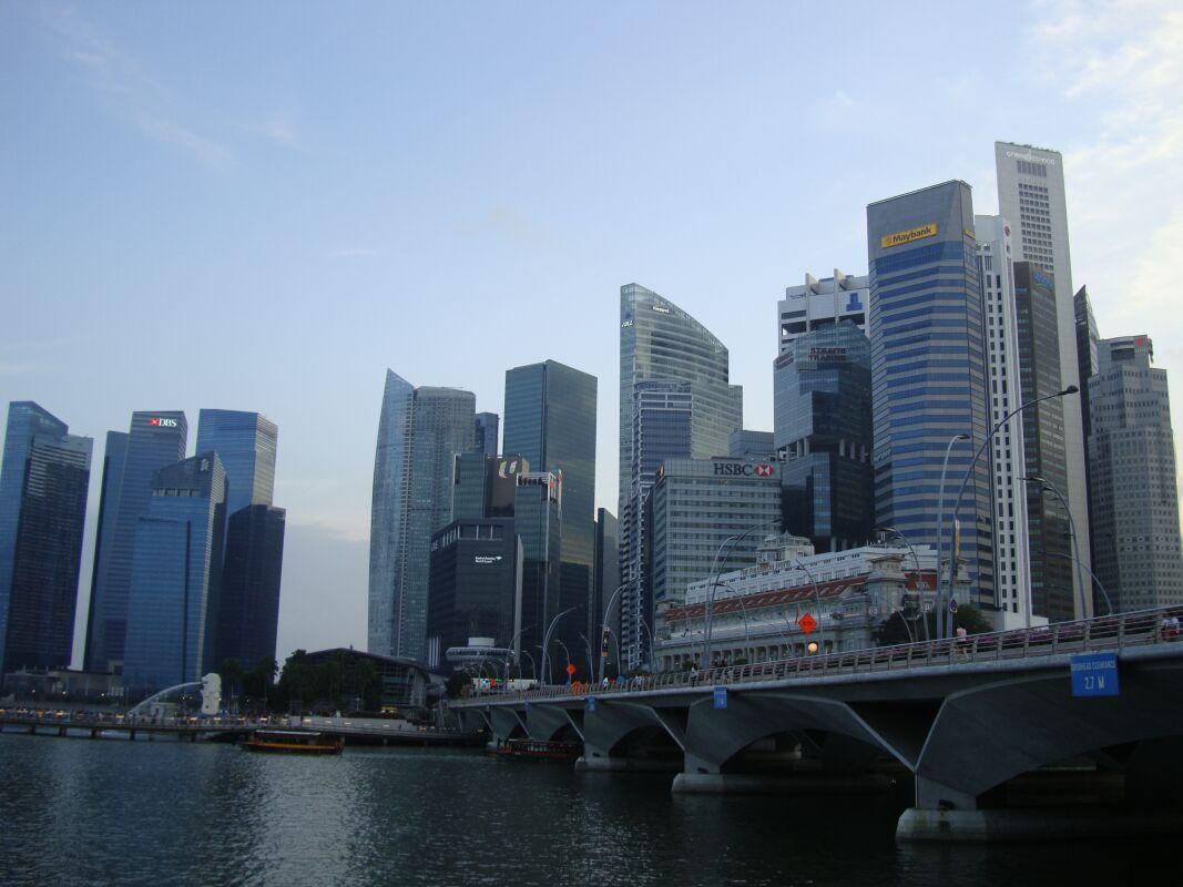 Сингапур. Станислав Милевич